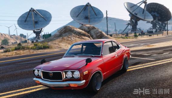侠盗猎车手5 1973马自达RX-3 MOD截图0