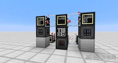我的世界1.8.8TIS-3D汇编电脑mod截图0