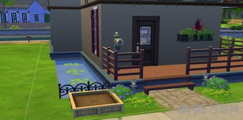 模拟人生4花匠的独居小宅MOD截图0