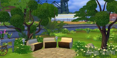 模拟人生4花匠的独居小宅MOD截图1