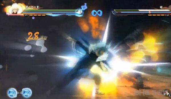 火影忍者:究极忍者风暴4二代火影修改技能MOD截图0