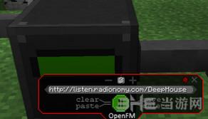 我的世界1.8开放电台mod截图0