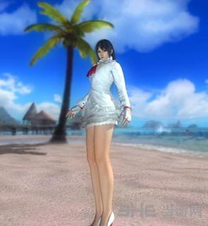 死或生5:最后一战Kasumi 铁拳莉莉LILI 服装小改MOD截图1