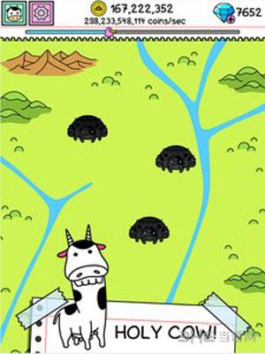 疯狂奶牛进化电脑版截图1