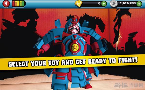玩具实况搏击俱乐部电脑版截图2