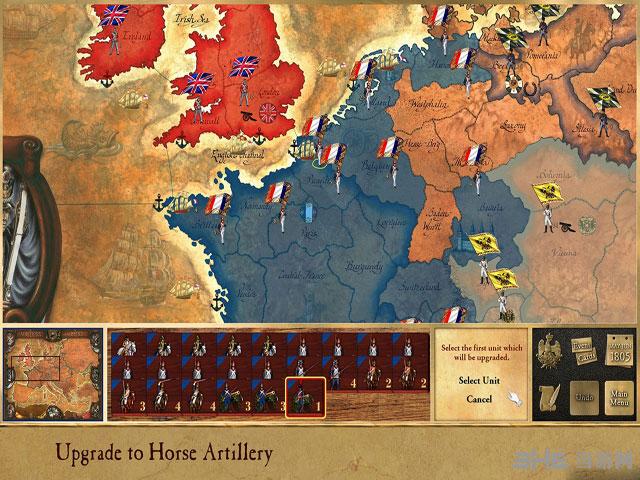 胜利与荣耀:拿破仑截图3