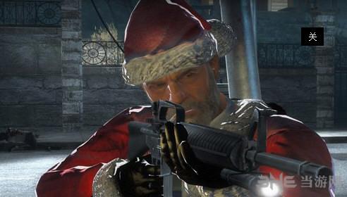 求生之路2圣诞老人比尔MOD截图0