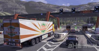 欧洲卡车模拟2AI数量控制MOD截图0