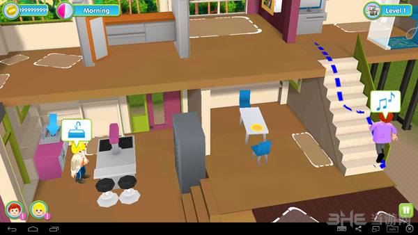 模拟人生之豪华别墅电脑版截图1