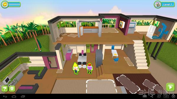 模拟人生之豪华别墅电脑版截图0