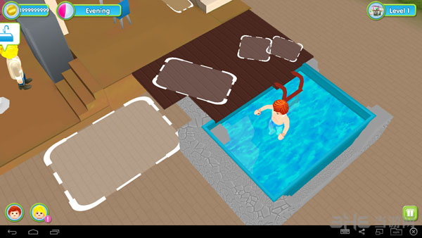 模拟人生之豪华别墅电脑版截图4