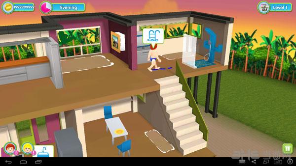 模拟人生之豪华别墅电脑版截图3