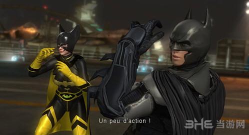 死或生5:最后一战霞蝙蝠女服装MOD截图0