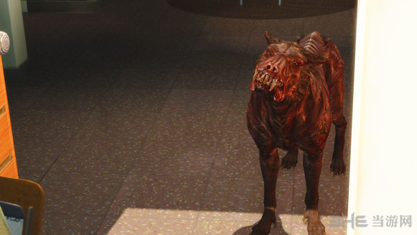 辐射4玩家变狗MOD截图3
