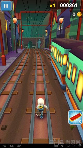 地铁跑酷特兰西瓦尼亚电脑版截图1