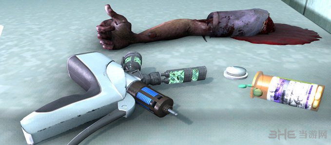 求生之路2杀戮间2治愈者道具MOD截图0
