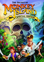 猴岛传说:特别版(The Secret of Monkey Island Special Edition)破解版