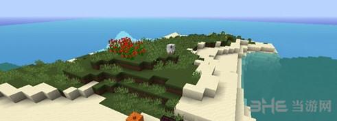 我的世界纯色方块材质包截图0