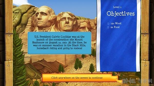 纪念碑建造者:拉什莫尔截图0