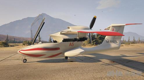 侠盗猎车手5 Icon A5飞机MOD截图2