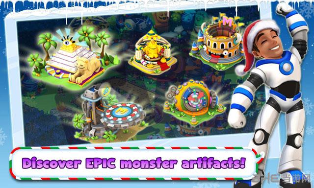 圣诞怪物星球电脑版截图1