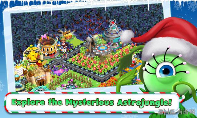 圣诞怪物星球电脑版截图3