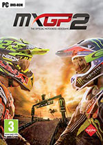越野摩托2(MXGP2 The Official Motocross Videogame)特别汉化破解版