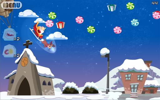 圣诞雪地电脑版截图0