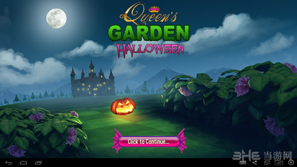 皇后的花园万圣节电脑版截图0