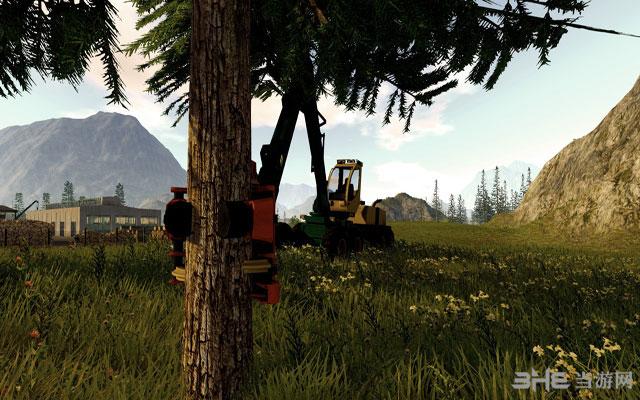 模拟林业2017截图0