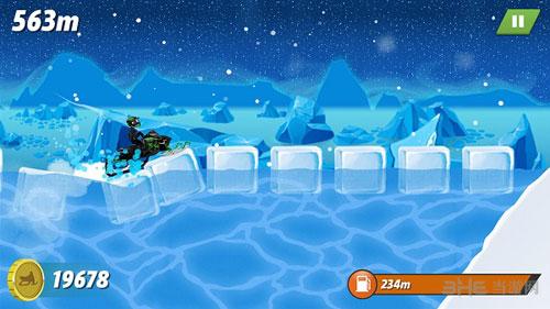 北极猫雪地摩托赛车电脑版截图2