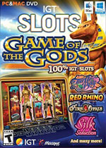 IGT游戏机:上帝游戏(IGT Slots: Game of the Gods)破解版v1.0