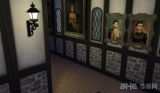 模拟人生4银千年别墅MOD截图1