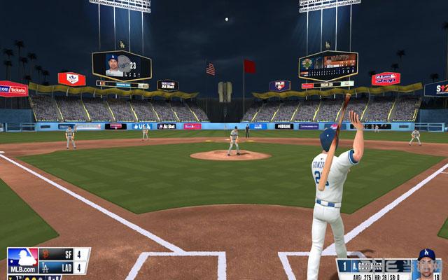 R.B.I.棒球16截图1