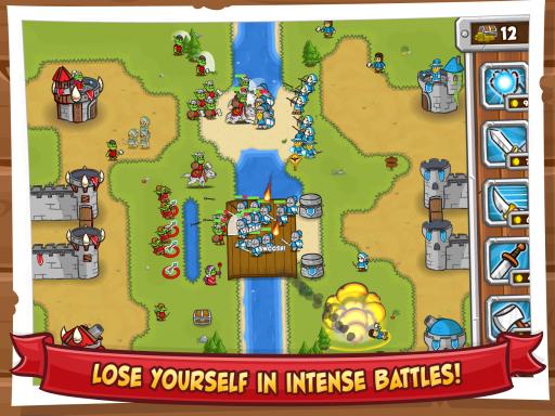 城堡攻击2电脑版截图3