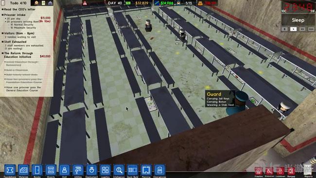 监狱建筑师截图3