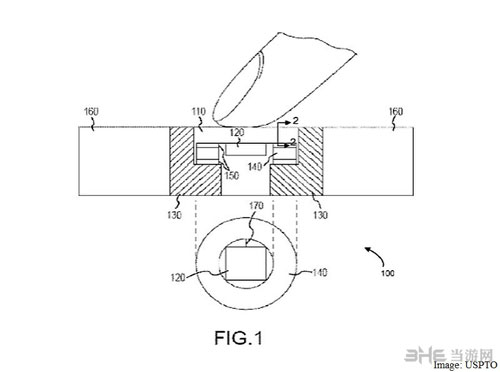 苹果液态金属HOME键配图1