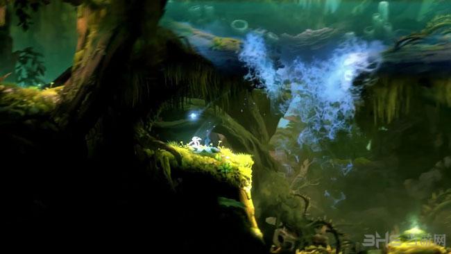 奥日和黑暗森林终极版截图2
