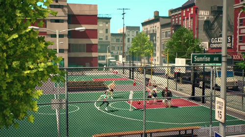 3on3街头篮球截图2