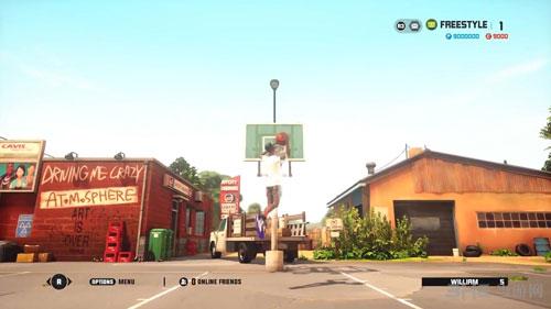 3on3街头篮球截图4