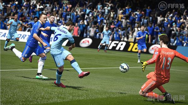 FIFA16游戏截图