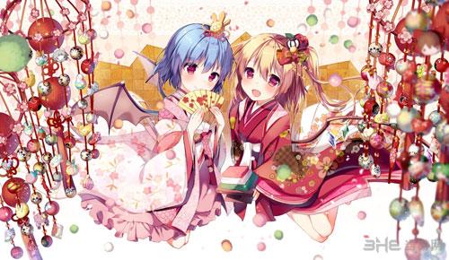 日本女儿节二次元图片2