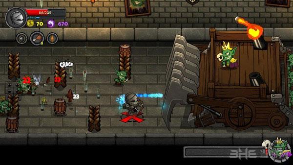 失落城堡游戏截图