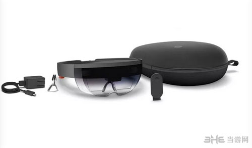微软虚拟现实眼镜HoloLens3