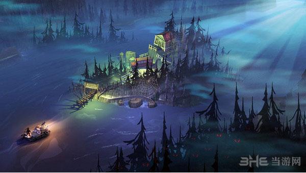 洪潮之焰游戏截图