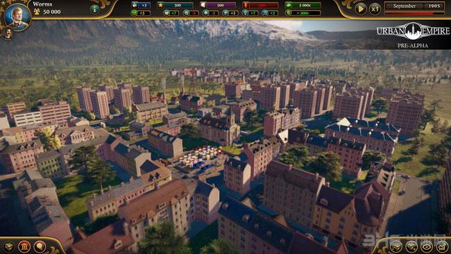 城市帝国UrbanEmpire截图3