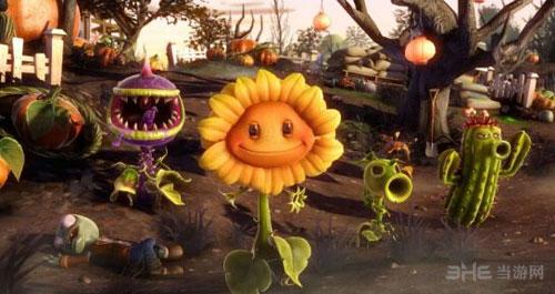 植物大战僵尸:花园战争2截图1
