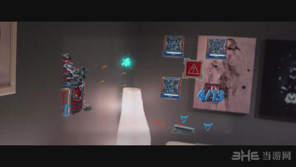 Hololens松鼠大作战演示视频截图3