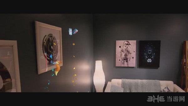 Hololens松鼠大作战演示视频截图2