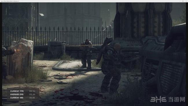战争机器终极版截图4